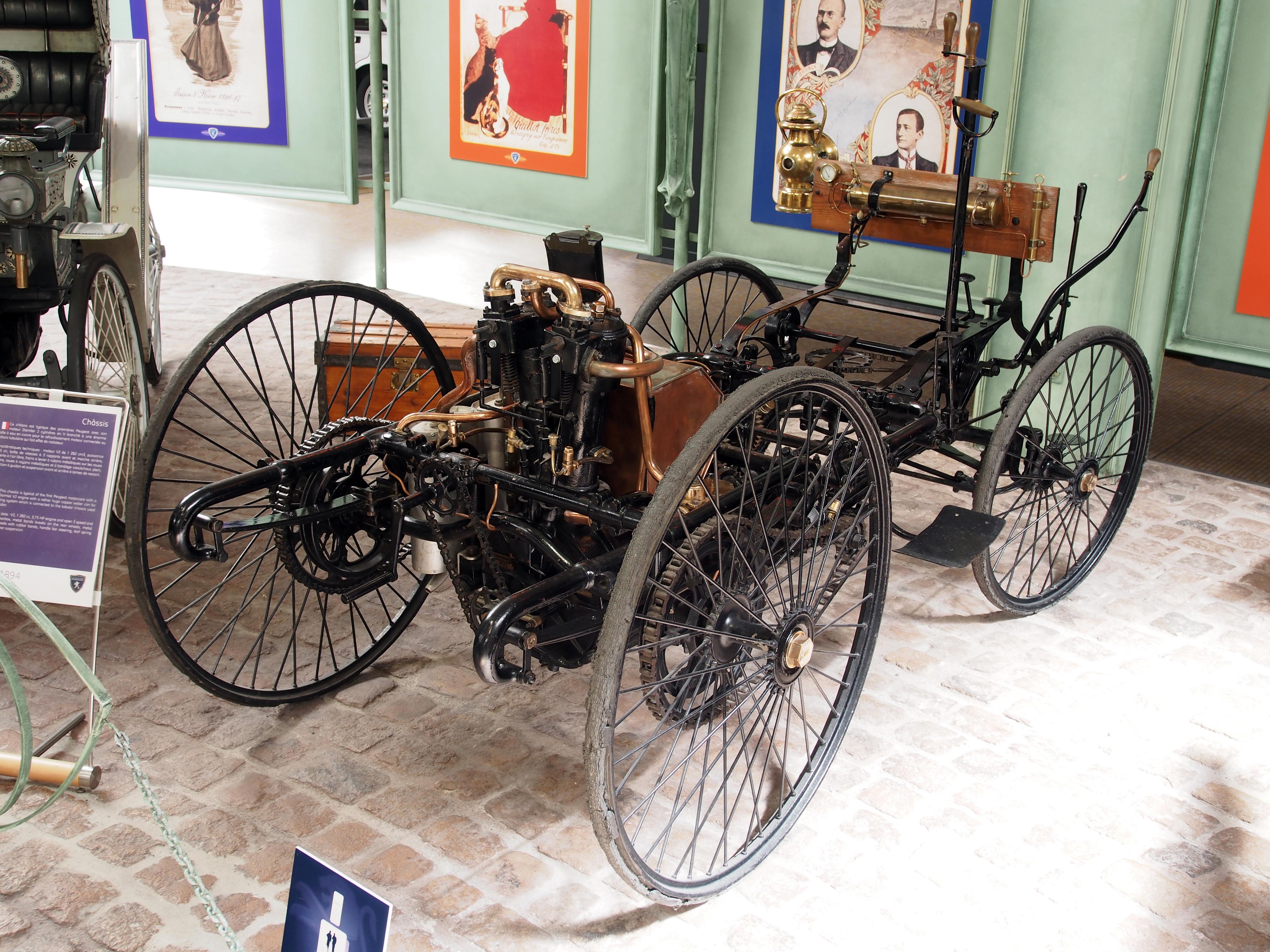 1894_Peugeot_Châssis