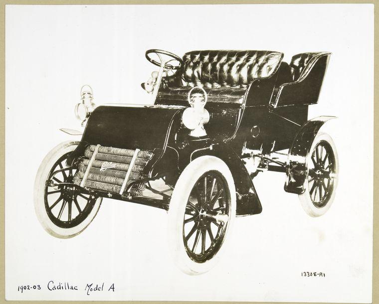 1902-03_Cadillac_Model_A