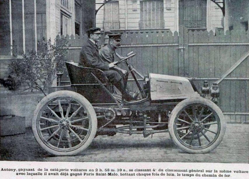 Antony_vainqueur_catégorie_automobile_de_Paris-Trouville_en_1899_La_Vie_au_Grand_Air_10_septembre_1899