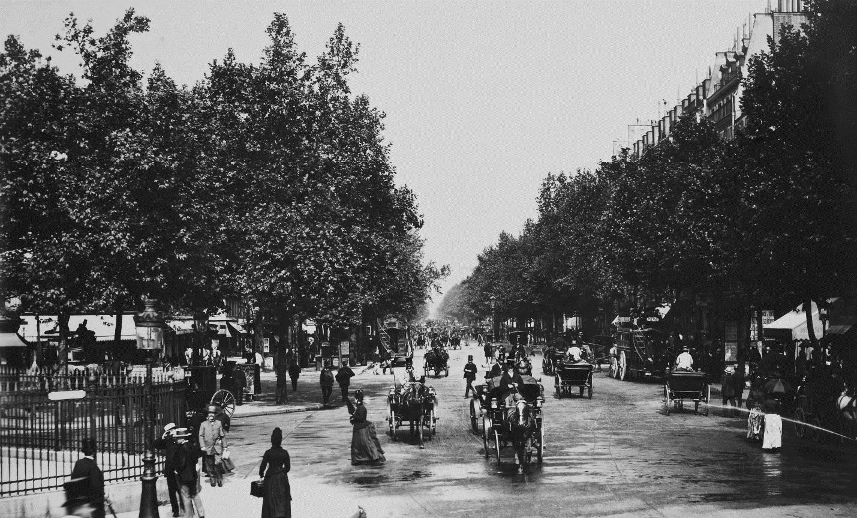 Boulevard-Madeleine