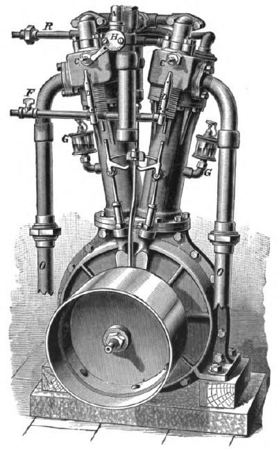 Daimler-V-engine_1