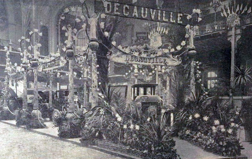 Decauville_au_Salon_de_lAutomobile_en_1901_La_Vie_au_Grand_Air_du_22_décembre_1901
